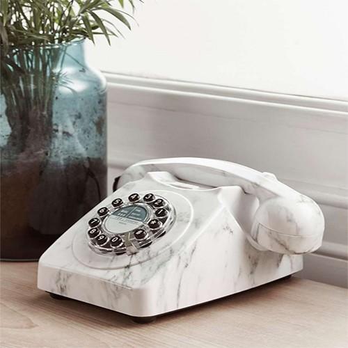 British Retro 746 Phone Marble