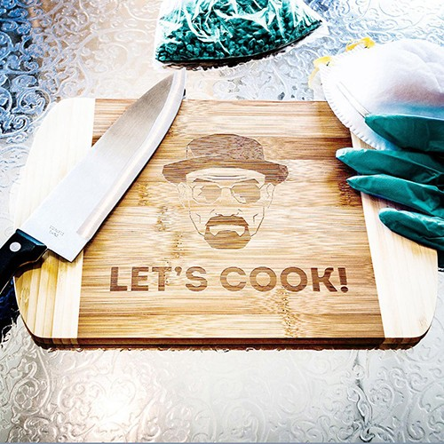 Breaking Bad Cutting Board