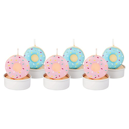 Donut Tea Lights