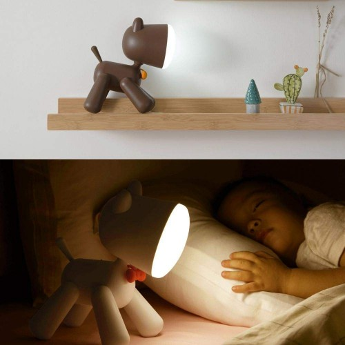 Puppy Night Light Lamp