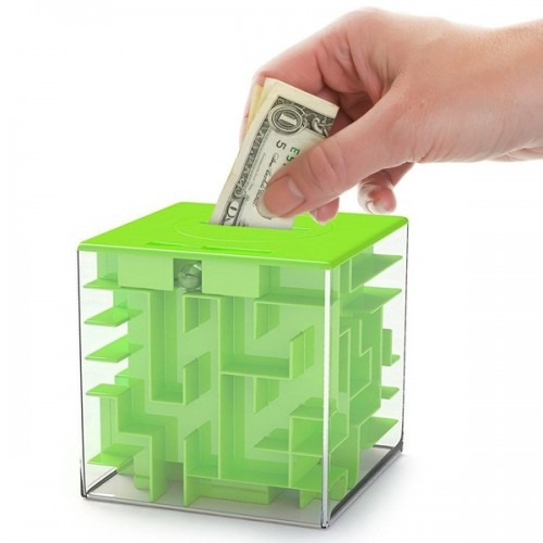 Money Maze Box