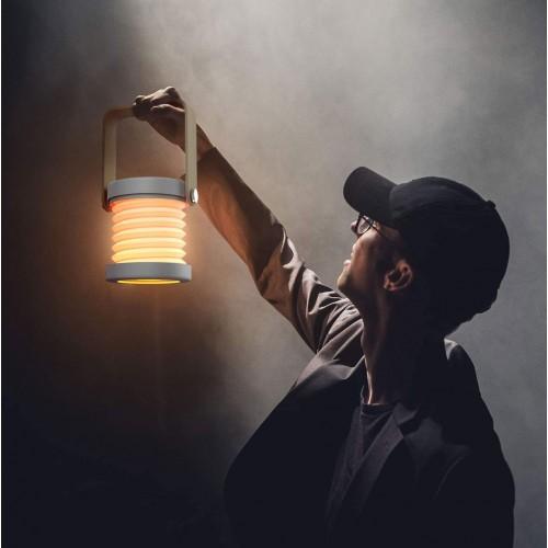 Smart Bedside Lamp & Lantern