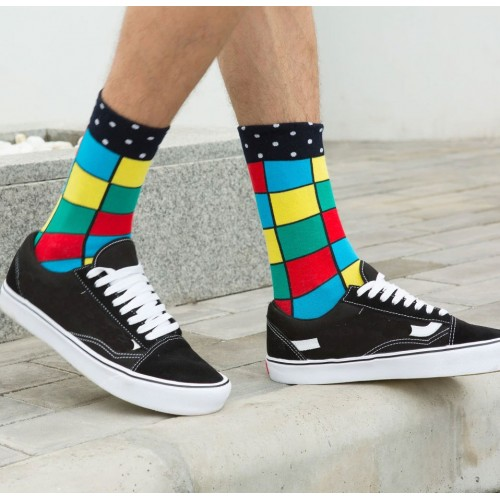 Novelty Casual Socks Pack of 5