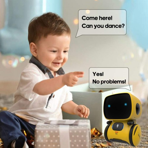Interactive Talking Robot
