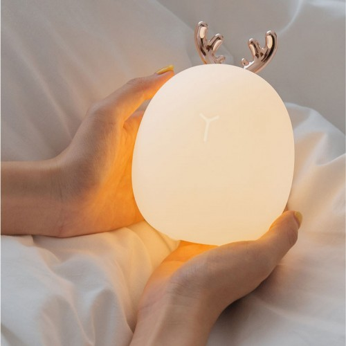 Cute Rabbit Deer Night Light