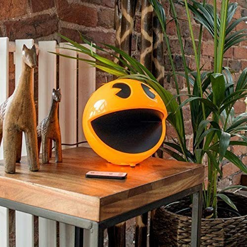 Retro Pac-Man Lamp