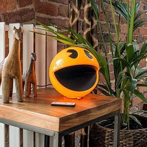 Retro PacMan Lamp