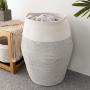 Tall Laundry Hamper | Large Modern Basket