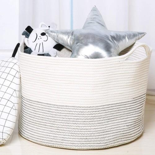 Large Unique Storage Basket
