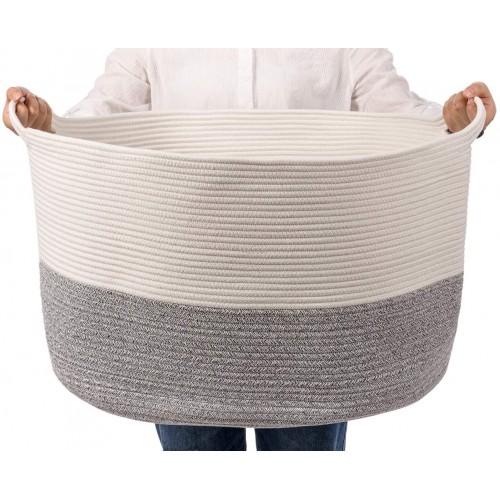 Nursery Room Rope Basket