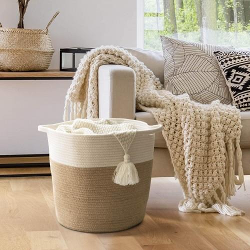 Toys Storage Laundry Basket