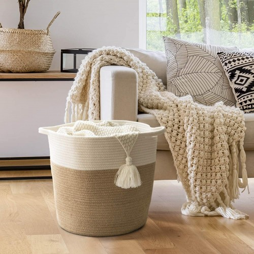 Storage Laundry Cotton Basket