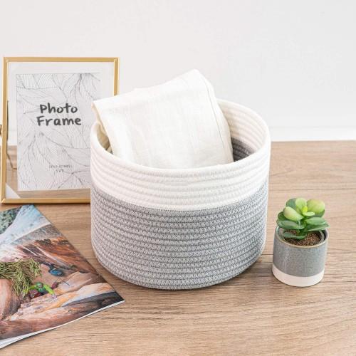Baby Supplies Organizer Basket