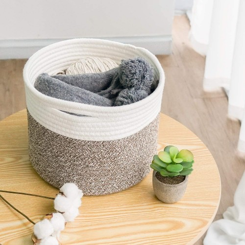 Baby Nursery Organizer Basket