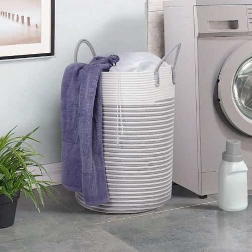 Tall Laundry Storage Basket