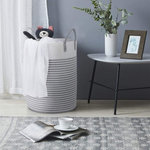 Tall Laundry Storage Basket