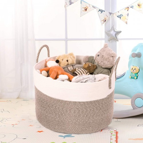 Large Hamper with Handles
