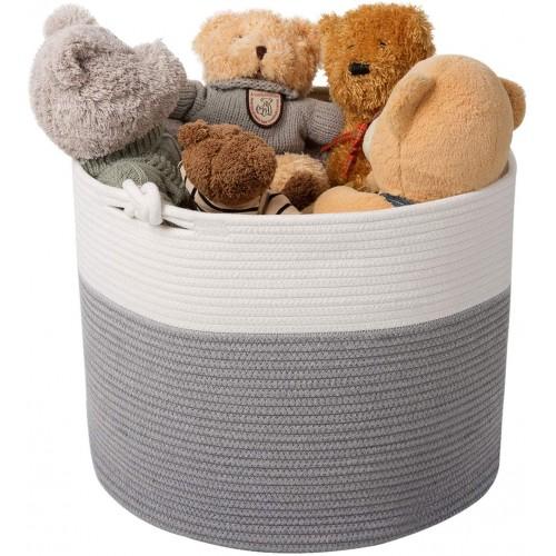 Toy Blanket Nursery Bin