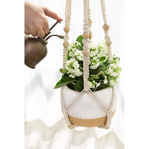 Macrame Plant Hangers