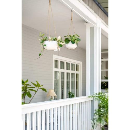 Ceramic Hanging Plant Holder