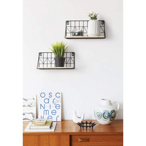 Modern Floating Display Shelves
