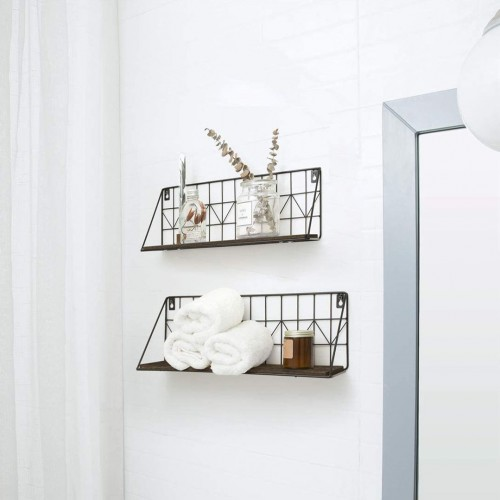 Rustic Display Shelves