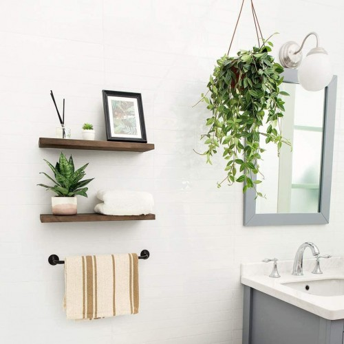 Bathroom Kitchen Floating Shelves