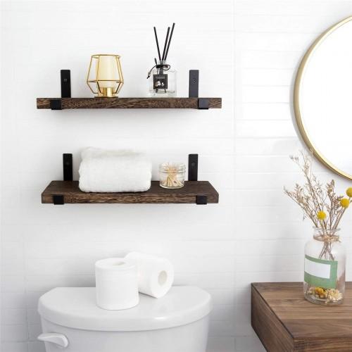 Wood Wall Mounted Shelves