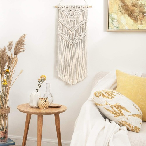Macrame Wall Hanging Tapestry