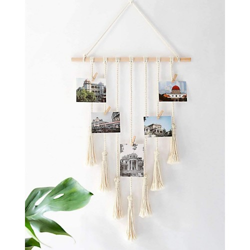 Small Hanging Photo Displays