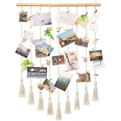 Medium Hanging Photo Displays