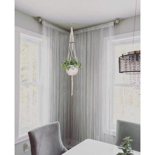 Macrame Indoor Plant Hangers