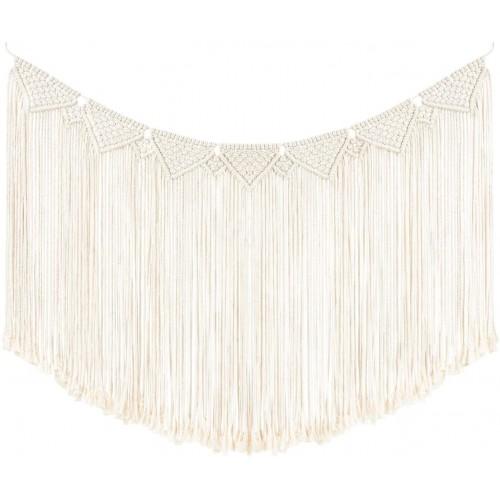 Macrame Woven Hanging Curtain