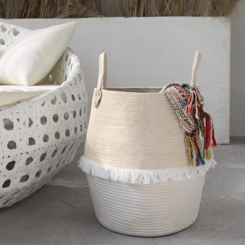 Nursery Storage Belly Basket