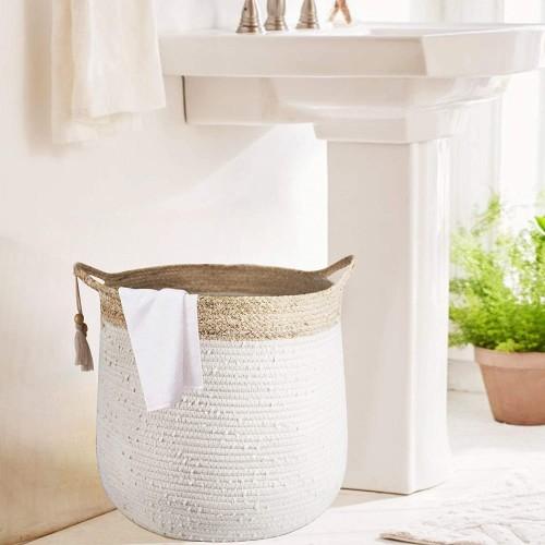 Large Laundry Storage Basket
