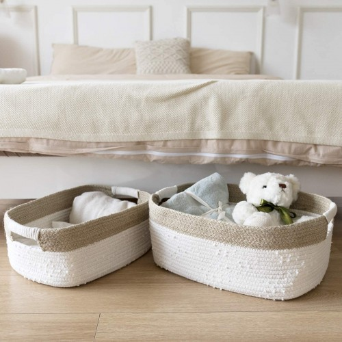 Large Nursery Storage Baskets