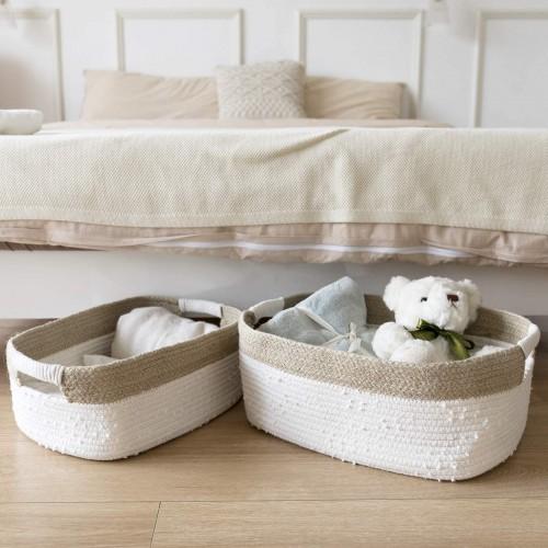 Large Nursery Storage Baskets