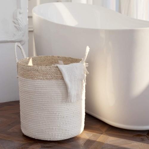 Basket with Corn Skin