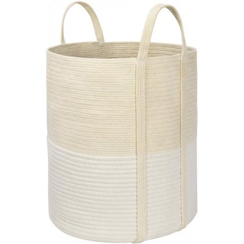 Cotton Rope Storage Basket