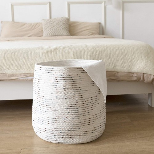 Cotton Rope Versatile Basket