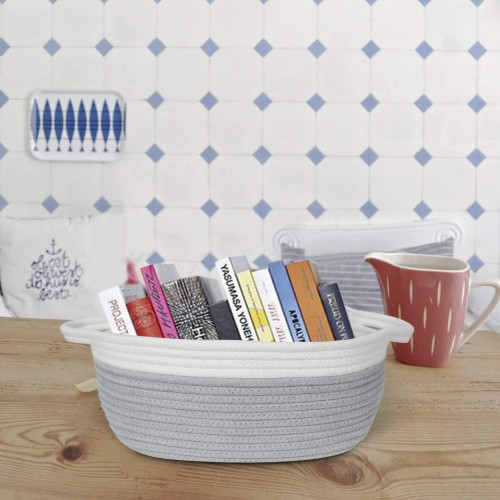 Small Nursery Storage Basket