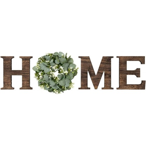 Home Sign Wall Hanging