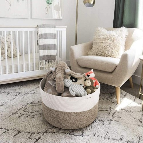 Large Baby Toys Basket