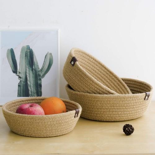 Farmhouse Small Storage Baskets
