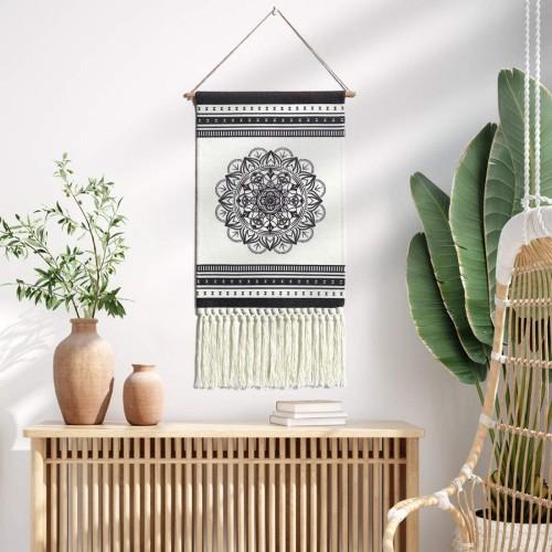 MS-Mandala Macrame Wall Hanging