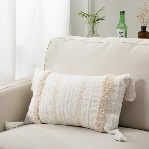Rectangle Boho Pillow Case