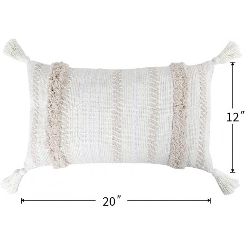 Rectangle Boho Pillow Case