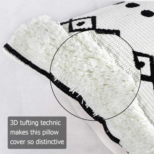 Rectangle Throw Pillow Cover