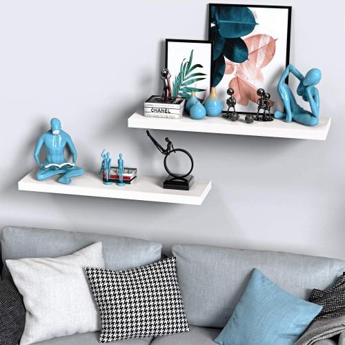 Modern Large Floating Shelves