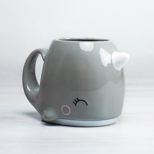 Nari The Narwhal Mug